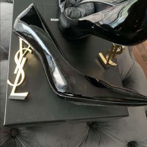 Worn one time brand new ysl heels